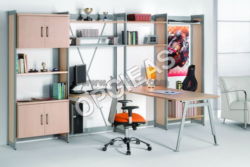 Office Desk and Racks