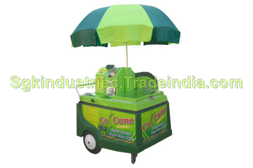 Sugar Cane Juice Cart