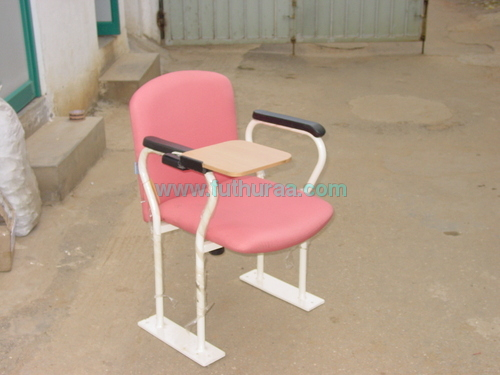Auditorium Chairs with writing pad