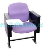 Auditorium Chair with writing pad