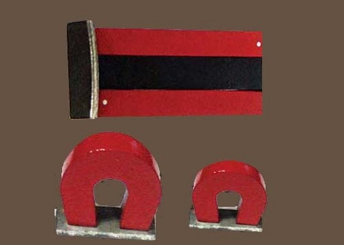 MAGNETS ALNICO AND CHROME STEEL