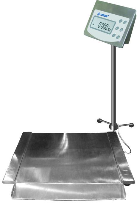 Low Profile Floor Scales