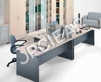 Desk, chair ,Rack, Sofa.