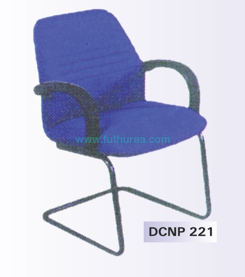 VISITORS CHAIR WITH CANTILEVER LEGS
