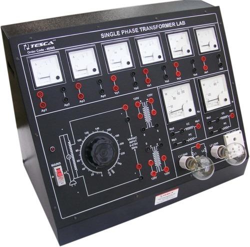 Single Phase Transformer Lab