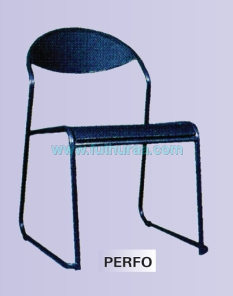 PERFORATED /INSTITUTION/WAITING LOUNGE CHAIRS