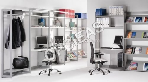 Computer Tables,Chairs and Racks.