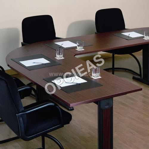Conference Table and chairs( side portion)