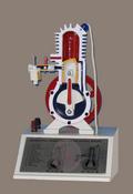 MODEL OF TWO STROKE ENGINE
