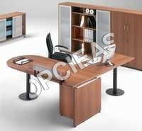 Office desk, Chairs, Racks etc.