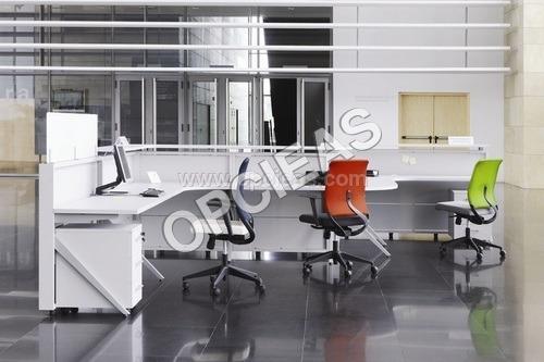 Reception desk/ Counter.