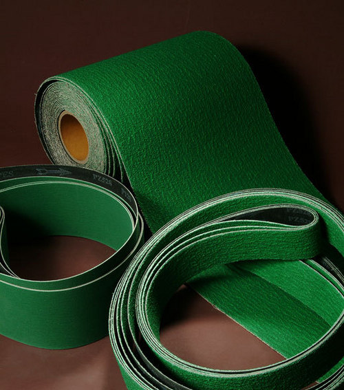 Green Abrasives Belts