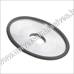 4A2 Plain Dish Resin Bond Wheel