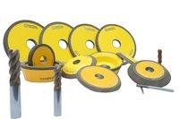 11V9 Flaring Cup Diamond Wheels