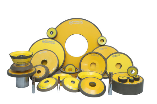 Diamond Wheels For Grinding Carbide Tools