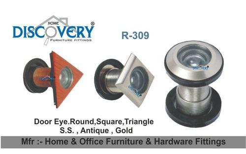 Door Eye Square