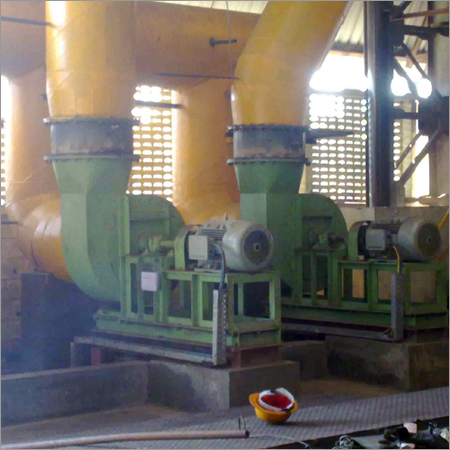 Rotary Hearth Furnace Blowers