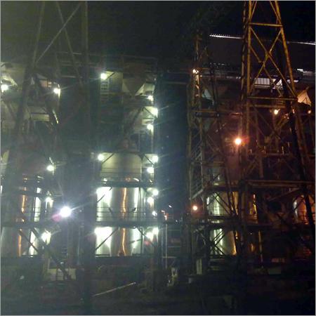 Gas Producer Plants