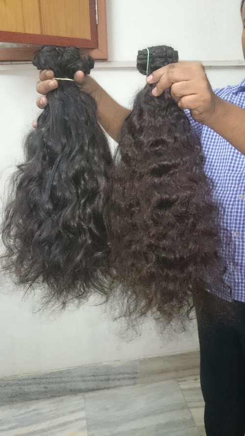 Natural Coloured Ring Hairs