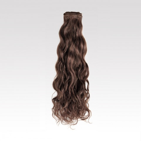 Indian Virgin Hair Machine Weft 20