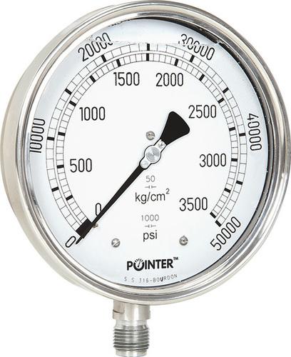 High Pressure pressure Gauges