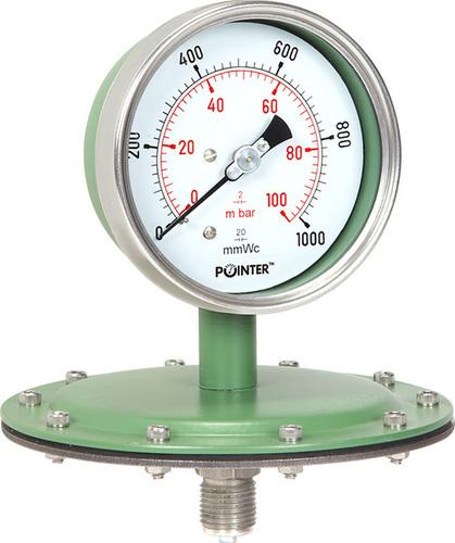 Low Pressure Diaphragm Gauges