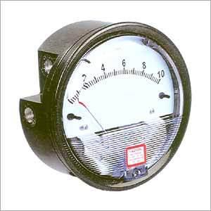 Low Pressure Differential Gauge