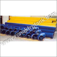 Ducting & Piping With Fittings
