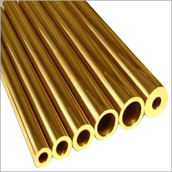 Brass Hollow Rod