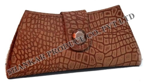 Clutch Bag Leather