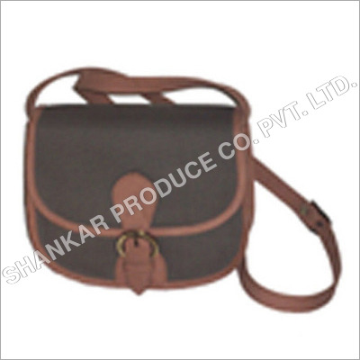 Canvas Conductor Bag