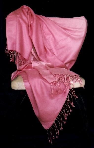 Plain Silk Stole