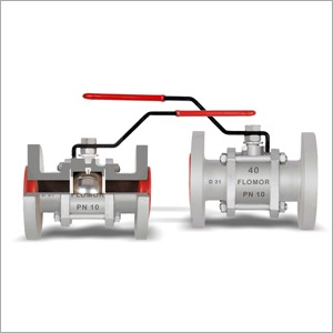 Ball Valve Flanged End - 3 PC CI/CS WCB