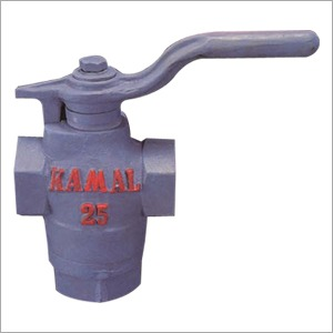 Inverted Type Lubricated Taper Plug Valve S/E