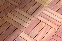 Cedar Decking Flooring