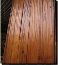 Waterwashed Teak Panels
