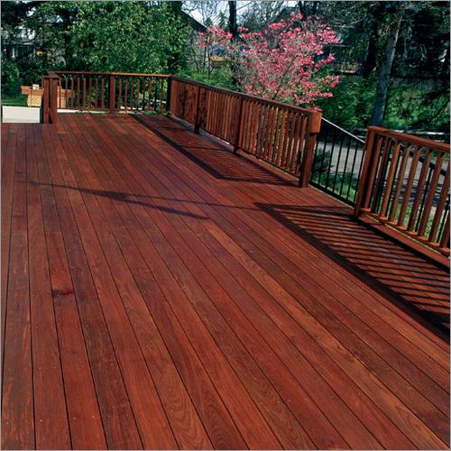 Outdoor Wooden Decking
