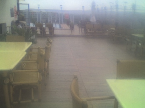 Commercial Wood Decking