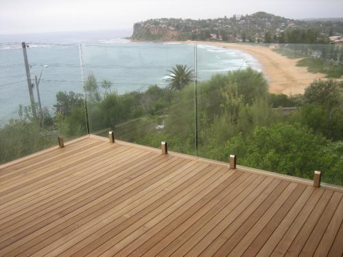 Decking Timber