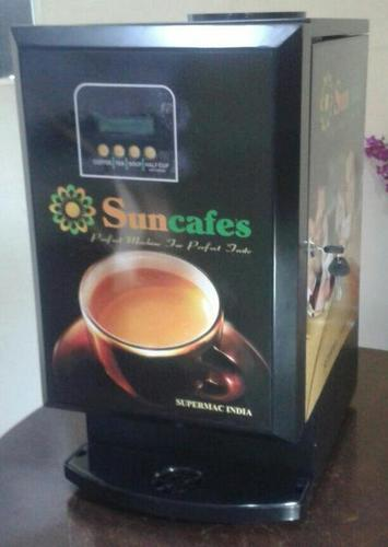 Hot Station Vending Machine
