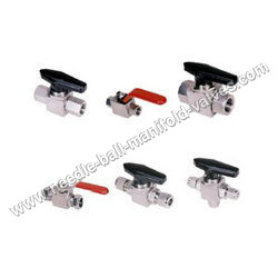 Stainless Steel 2 Way Ball Valve Male To Male