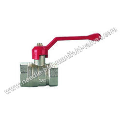 Stainless Steel 2 Way Ball Valve Female To Female