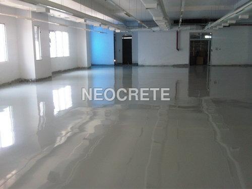 Anti-static flooring
