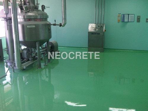 Hygiene Epoxy Flooring