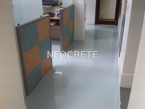 Office  Epoxy Flooring