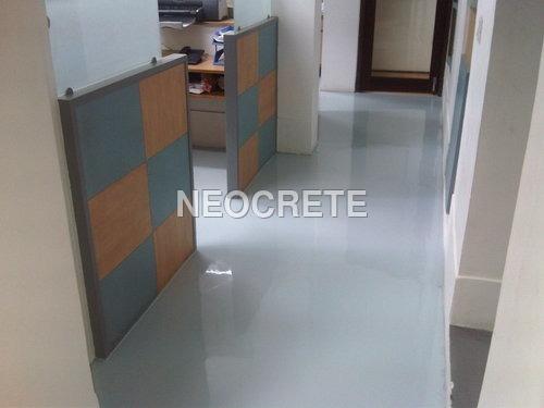 Office  Epoxy Flooring