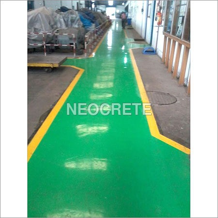 Industrial Epoxy Painting