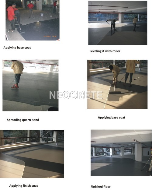 Parking Deck Flooring