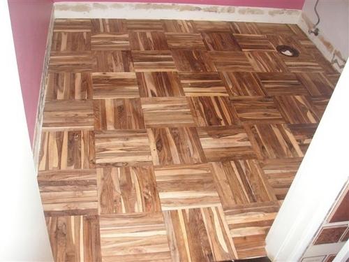 Mosaic Parquet Flooring