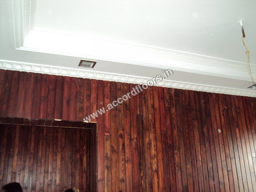 Wooden Wall Cladding Panels